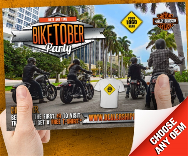 Biketober Party  at PSM Marketing - Peachtree City, GA 30269