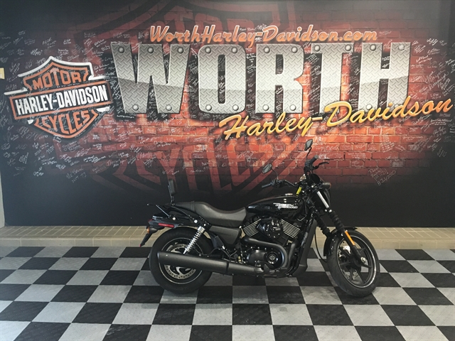 2019 Harley-Davidson Street 750 at Worth Harley-Davidson