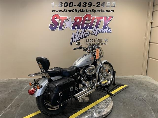 2005 Harley-Davidson Sportster 1200 Custom at Star City Motor Sports