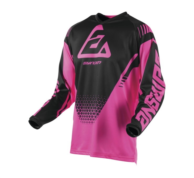 2019 UNIVERSAL ANSWER YOUTH A19 SYNCRON DRIFT JERSEY at Randy's Cycle, Marengo, IL 60152