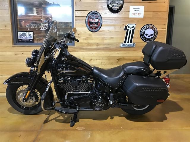 2018 Harley-Davidson Softail Heritage Classic 114 at Thunder Road Harley-Davidson