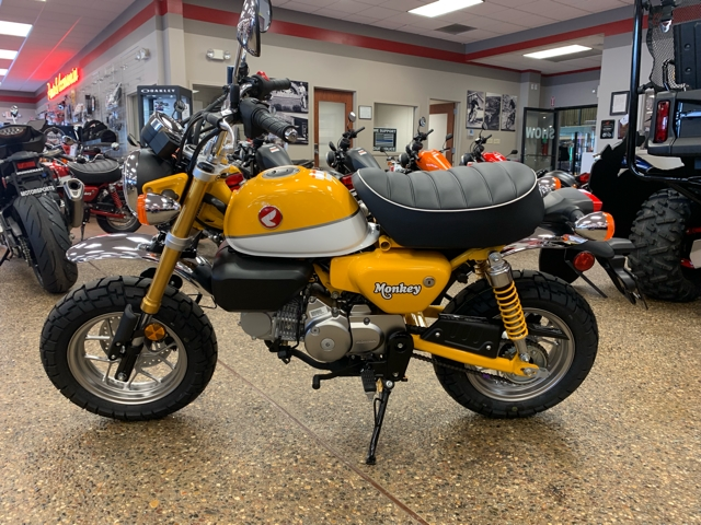 2019 Honda Monkey Base at Mungenast Motorsports, St. Louis, MO 63123