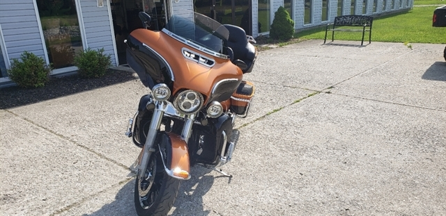 2014 Harley-Davidson Electra Glide Ultra Limited at Thornton's Motorcycle - Versailles, IN