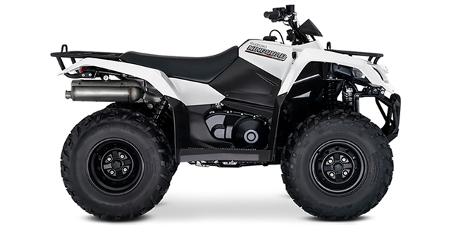 2020 Suzuki KingQuad 400 ASi at Hebeler Sales & Service, Lockport, NY 14094