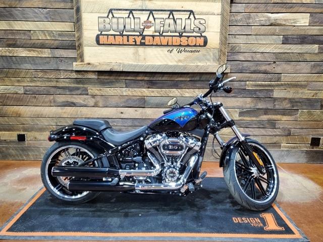 2019 Harley-Davidson Softail Breakout 114 at Bull Falls Harley-Davidson