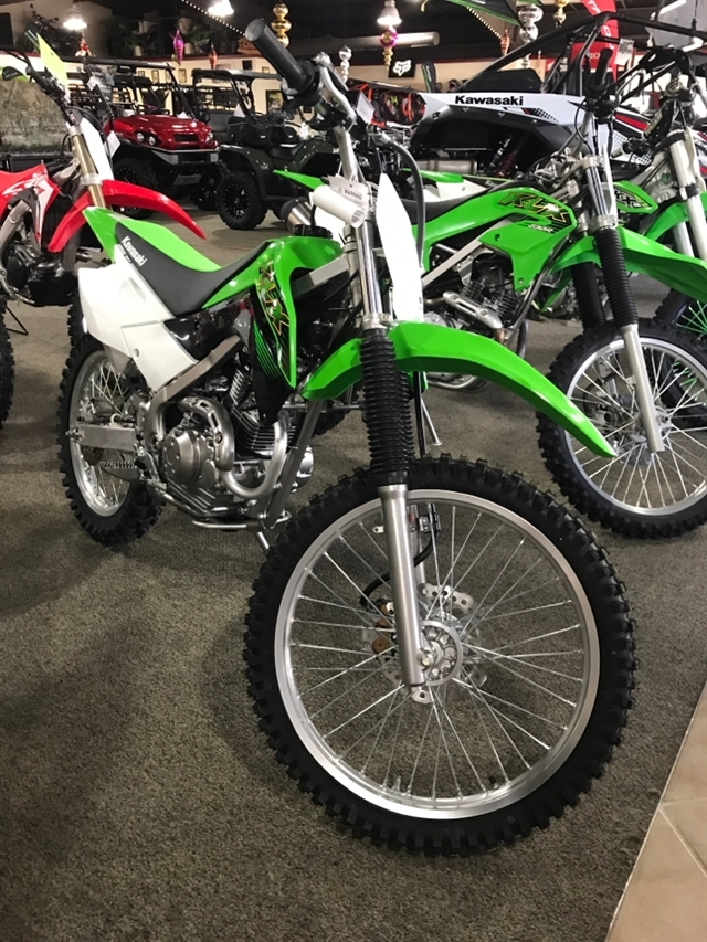 2020 Kawasaki KLX 140G at Dale's Fun Center, Victoria, TX 77904