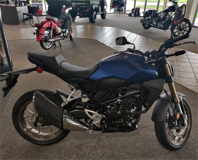 2021 Honda CB300R ABS at Dale's Fun Center, Victoria, TX 77904