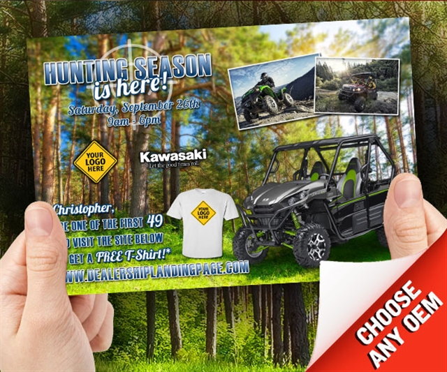 2018 FALL Hunting Season Powersports at PSM Marketing - Peachtree City, GA 30269
