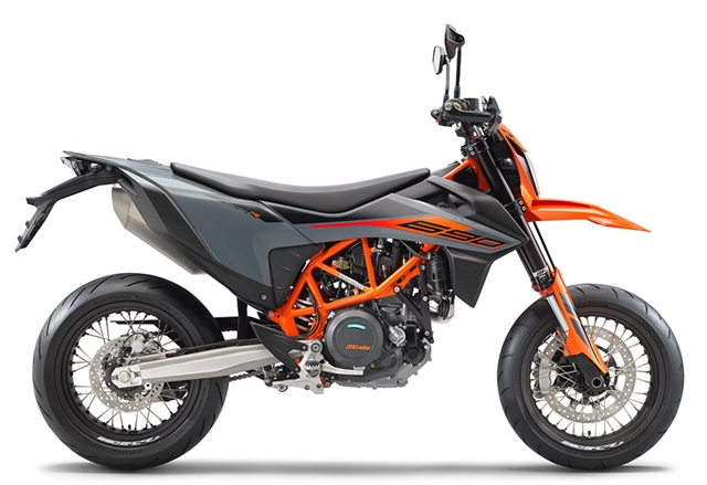 2021 KTM SMC 690 R at Indian Motorcycle of Northern Kentucky