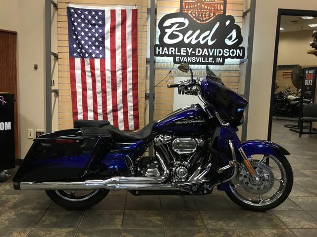 2017 Harley-Davidson TOURING CVO at Bud's Harley-Davidson