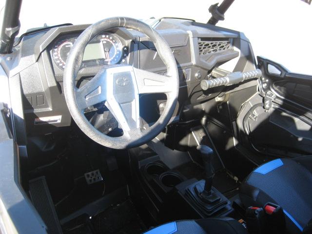 2019 Polaris RZR XP Turbo Titanium Metallic at Fort Fremont Marine, Fremont, WI 54940