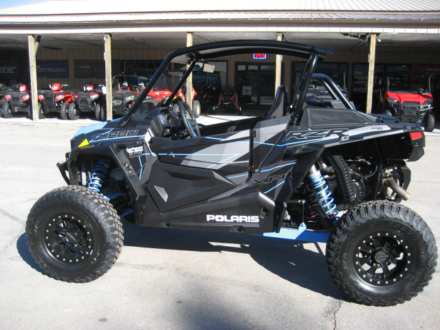 2019 Polaris RZR XP Turbo Titanium Metallic at Fort Fremont Marine, Fremont, WI 54940