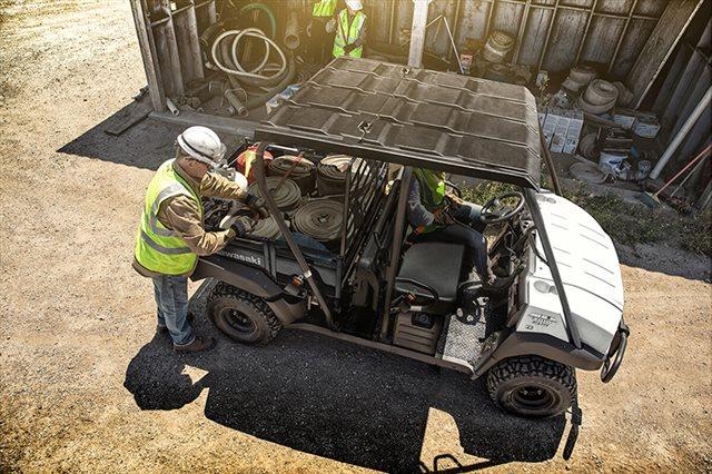 2021 Kawasaki Mule 4010 Trans4x4 FE at ATVs and More