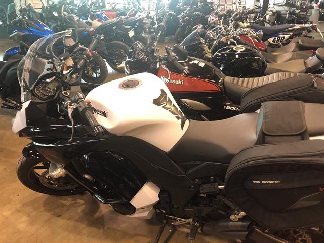 2013 Kawasaki ZX1000HDF at Kent Powersports of Austin, Kyle, TX 78640