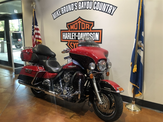 2011 Harley-Davidson Electra Glide Ultra Limited at Mike Bruno's Bayou Country Harley-Davidson