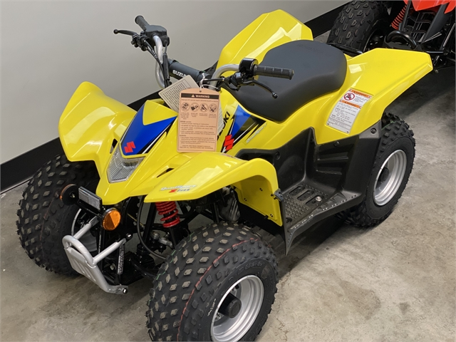 2021 Suzuki QuadSport Z50 at Extreme Powersports Inc