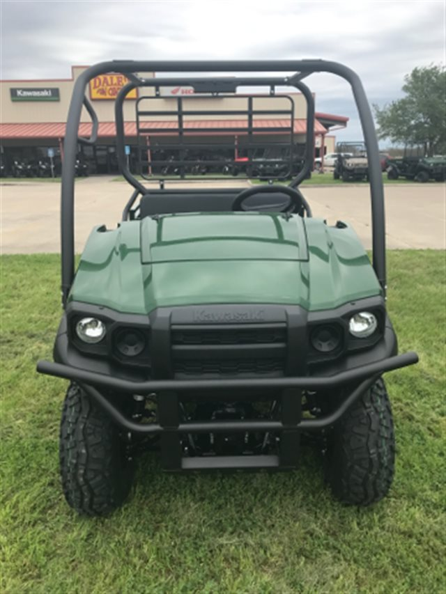 2019 Kawasaki Mule SX™ FI 4x4 at Dale's Fun Center, Victoria, TX 77904