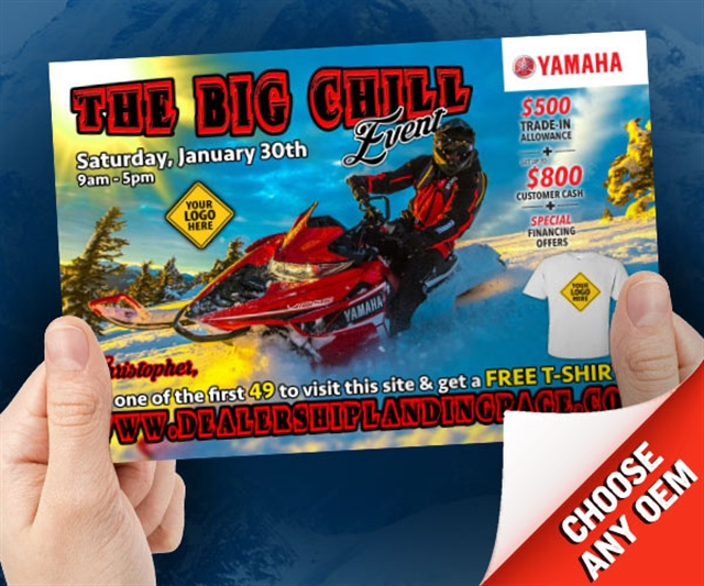 The Big Chill Powersports at PSM Marketing - Peachtree City, GA 30269