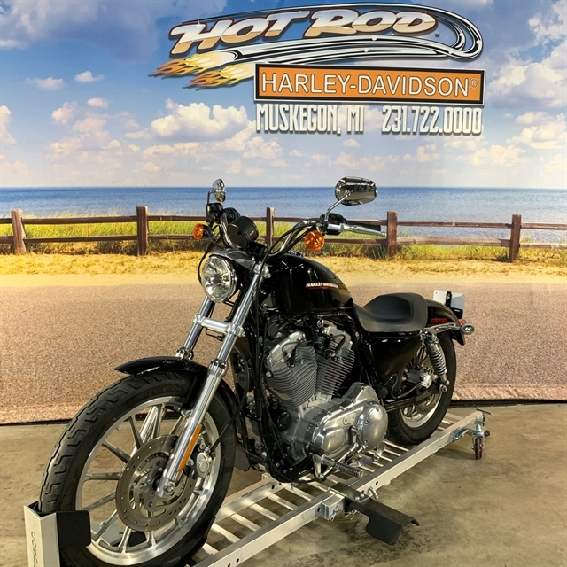 2006 Harley-Davidson Sportster 883 Low at Hot Rod Harley-Davidson