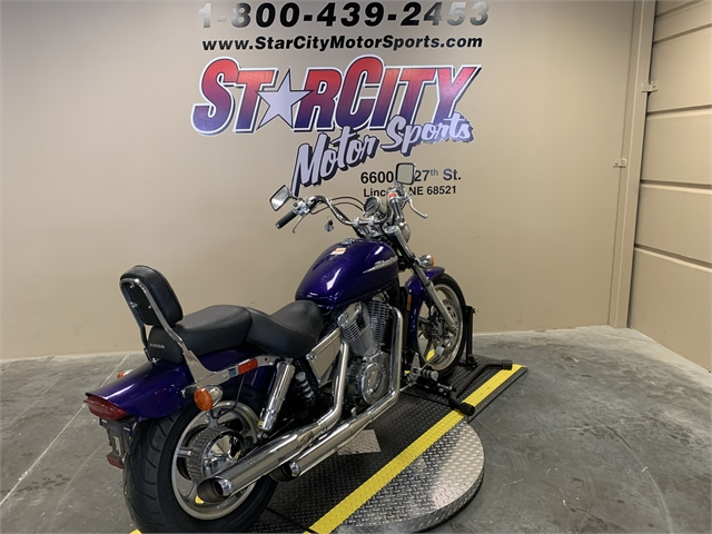 2002 HONDA VT1100C2 at Star City Motor Sports