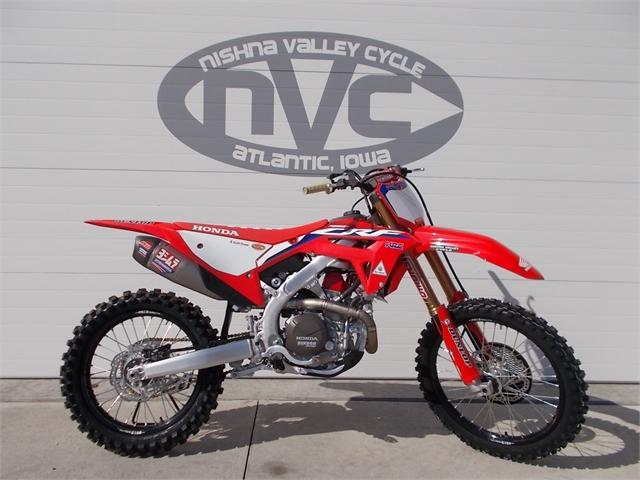 2022 Honda CRF 450RWE at Nishna Valley Cycle, Atlantic, IA 50022