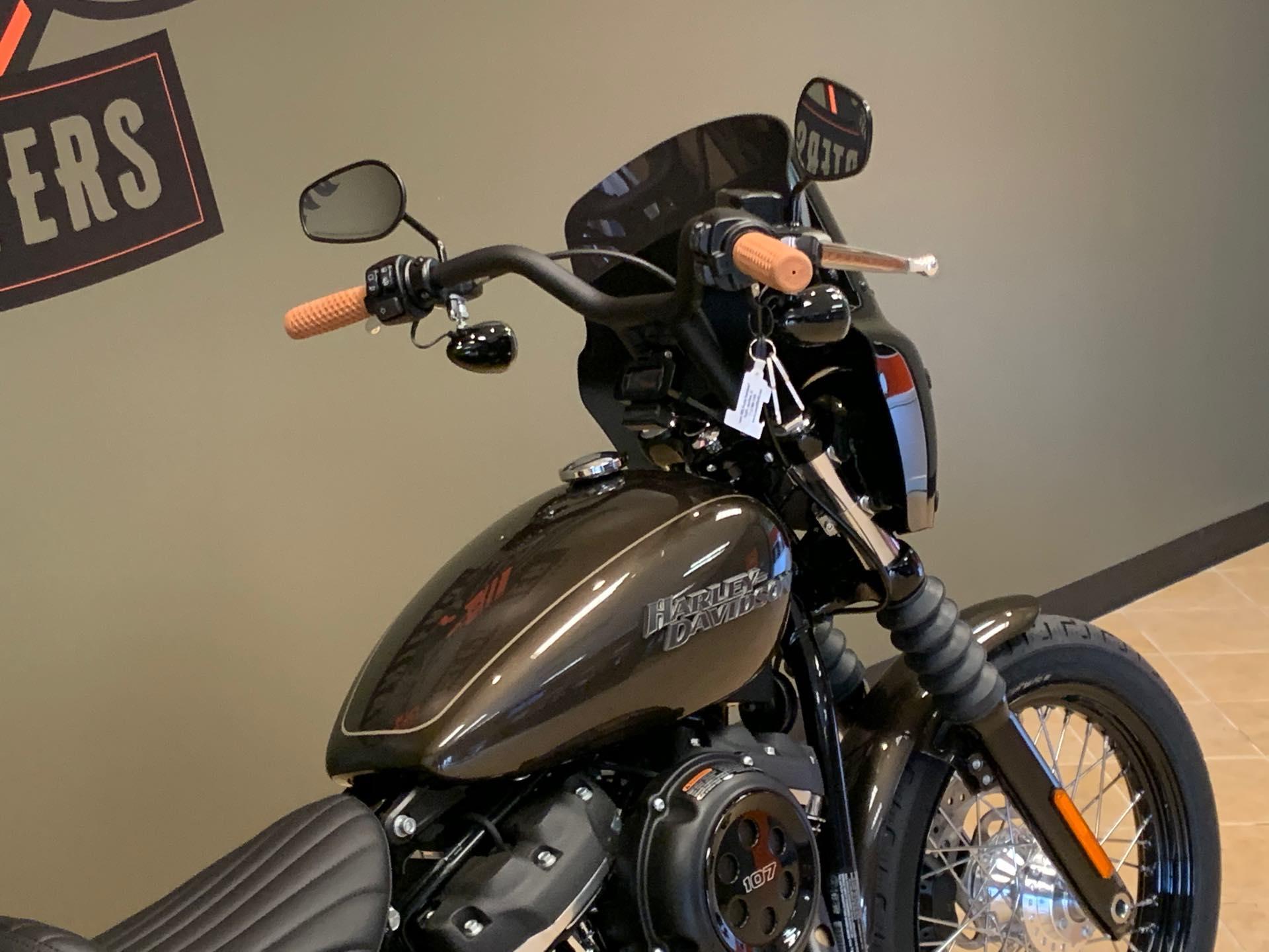 2020 Harley-Davidson Softail Street Bob at Loess Hills Harley-Davidson