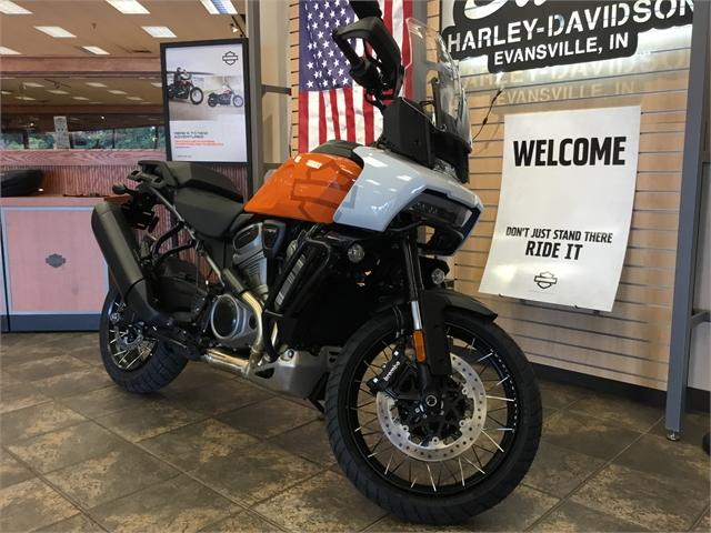 2021 HARLEY-DAVIDSON PAN AMERICA at Bud's Harley-Davidson