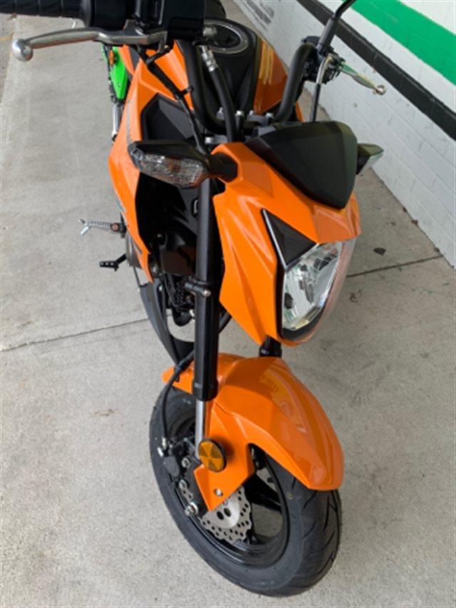 2019 Kawasaki Z125 PRO Base at Jacksonville Powersports, Jacksonville, FL 32225
