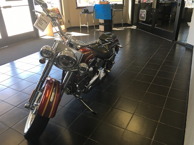 2014 Harley-Davidson Softail CVO Deluxe at Champion Harley-Davidson