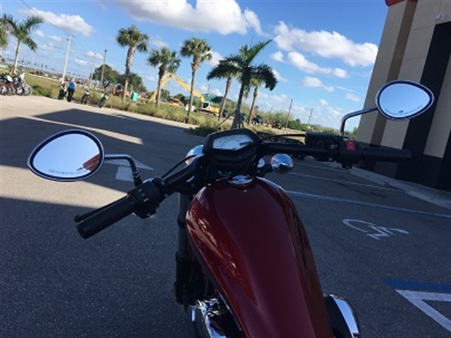2018 Honda Fury Base at Fort Myers