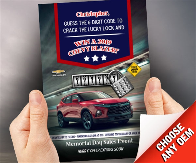 Memorial Day Sales Event Automotive at PSM Marketing - Peachtree City, GA 30269