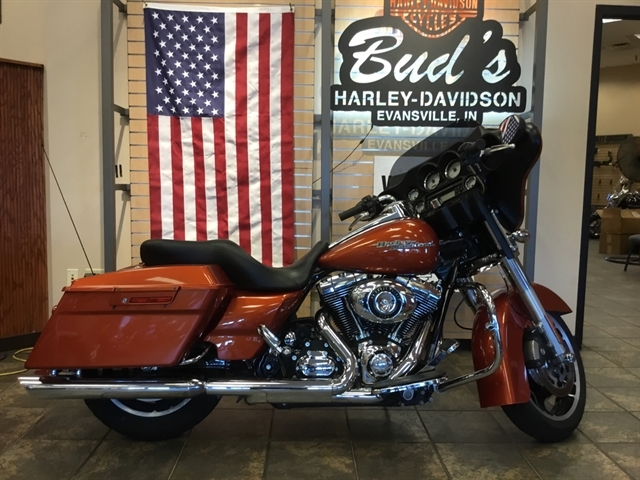 2011 Harley-Davidson Street Glide Base at Bud's Harley-Davidson