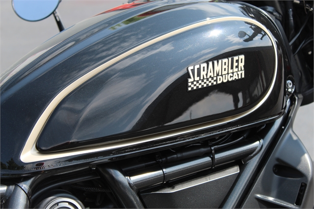2017 Ducati Scrambler Cafe Racer at Aces Motorcycles - Fort Collins