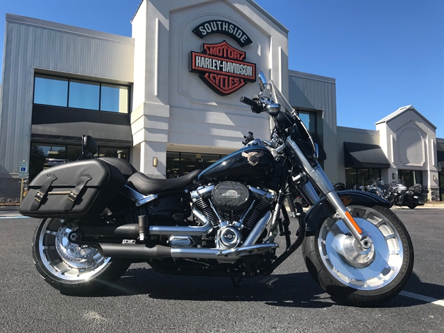 2018 Harley-Davidson Softail Fat Boy 114 at Southside Harley-Davidson