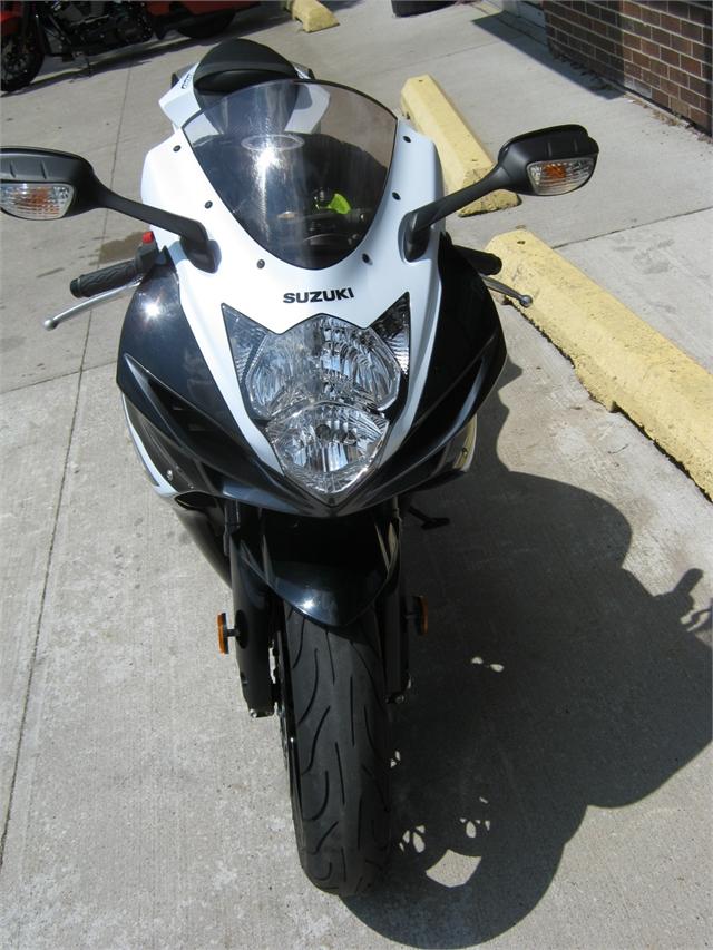 2014 Suzuki GSXR600 at Brenny's Motorcycle Clinic, Bettendorf, IA 52722