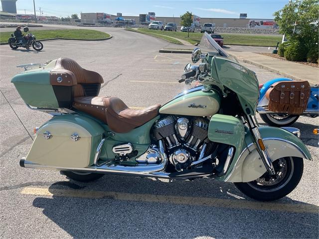 2017 Indian Roadmaster Base at Indian Motorcycle of Northern Kentucky