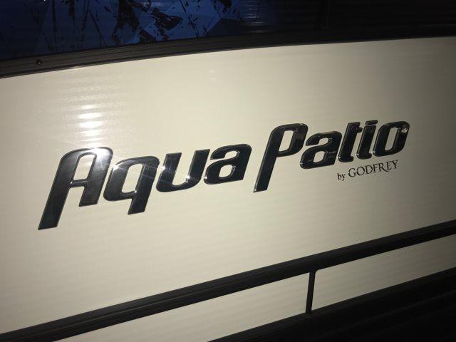 2019 Aqua Patio 259 ULW at Pharo Marine, Waunakee, WI 53597