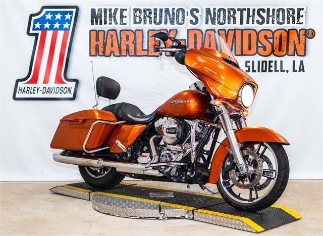 2016 Harley-Davidson Street Glide Base at Mike Bruno's Northshore Harley-Davidson