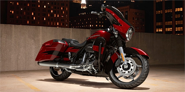 2017 Harley-Davidson Street Glide CVO Street Glide at M & S Harley-Davidson