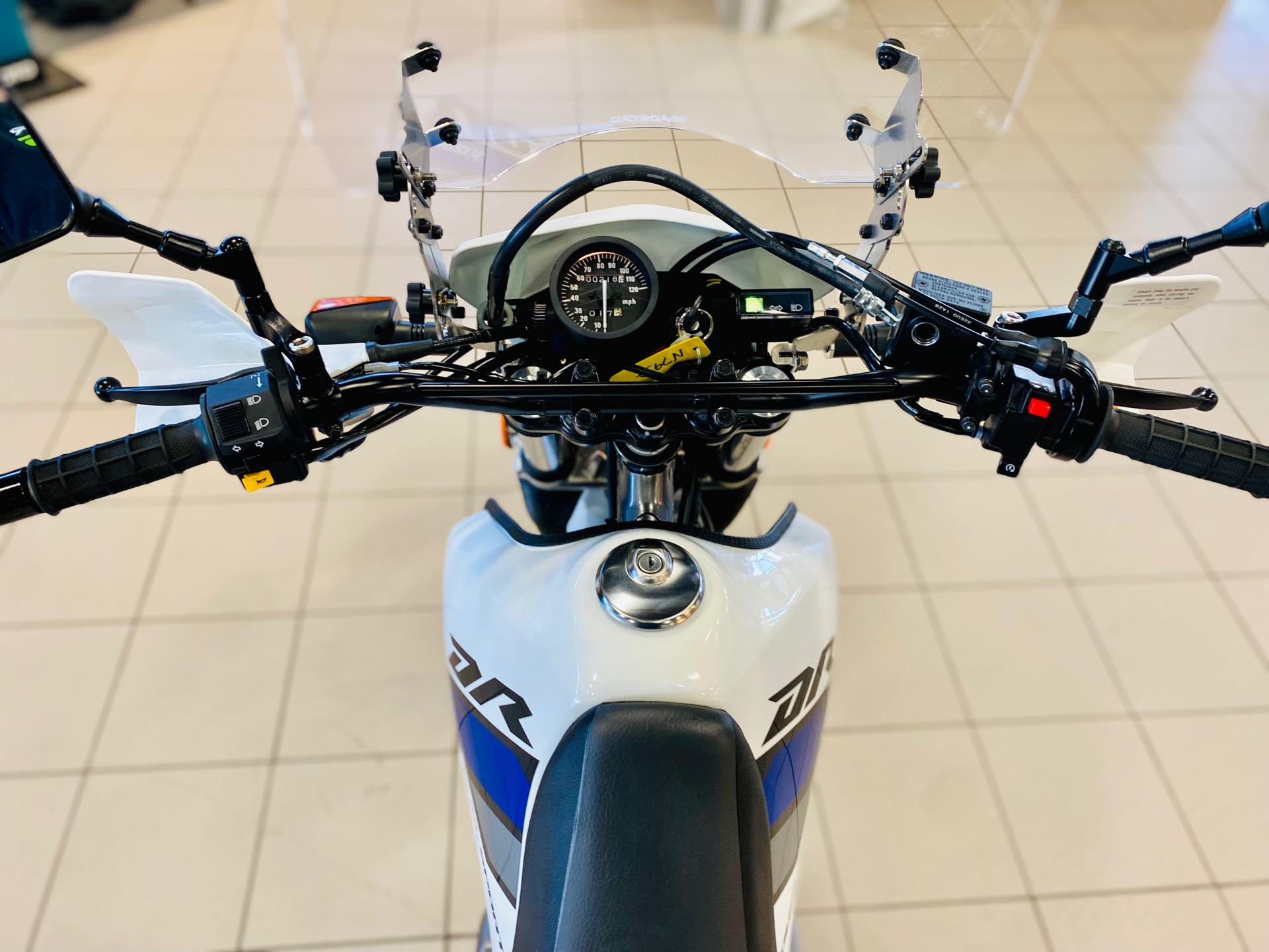 2021 Suzuki DR 650S at Rod's Ride On Powersports