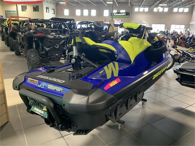 2021 Sea-Doo Wake 170 iBR + SOUND SYSTEM at Star City Motor Sports