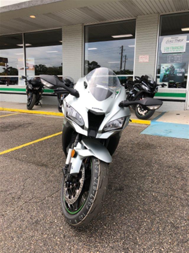 2018 Kawasaki Ninja ZX-10R ABS at Jacksonville Powersports, Jacksonville, FL 32225