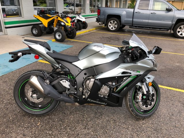 2018 Kawasaki Ninja ZX-10R ABS KRT Edition at Jacksonville Powersports, Jacksonville, FL 32225