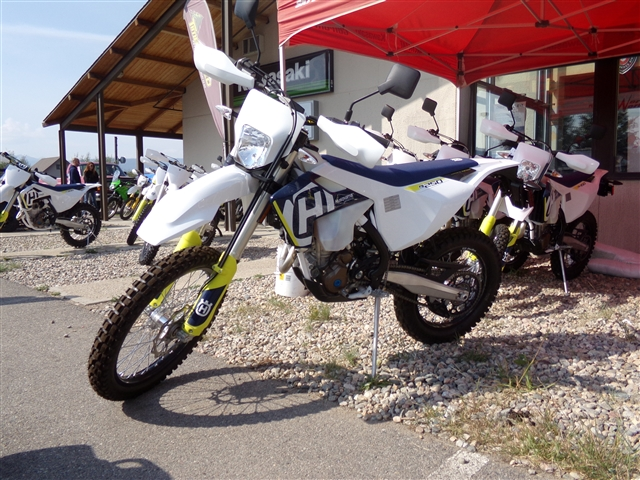 2018 Husqvarna FE 250 $162/month at Power World Sports, Granby, CO 80446