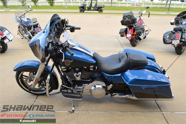 2018 Harley-Davidson Street Glide Special at Shawnee Honda Polaris Kawasaki