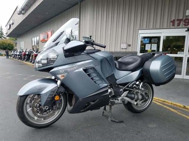 2008 Kawasaki Concours 14 at Lynnwood Motoplex, Lynnwood, WA 98037