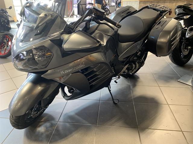 2016 Kawasaki Concours 14 ABS 14 ABS at Star City Motor Sports