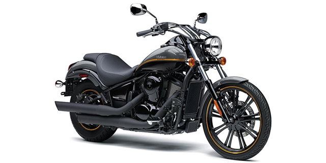 2019 Kawasaki Vulcan 900 Custom at Hebeler Sales & Service, Lockport, NY 14094