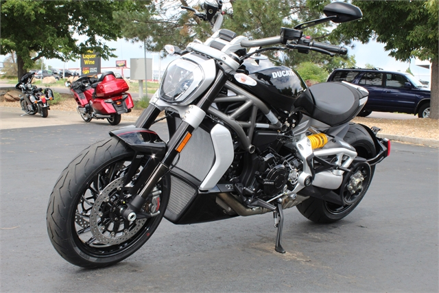 2022 DUCATI X Diavel S at Aces Motorcycles - Fort Collins