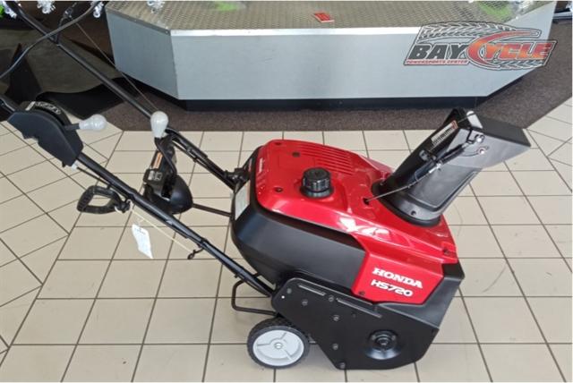 2018 Honda Power HS720ASA at Bay Cycle Sales